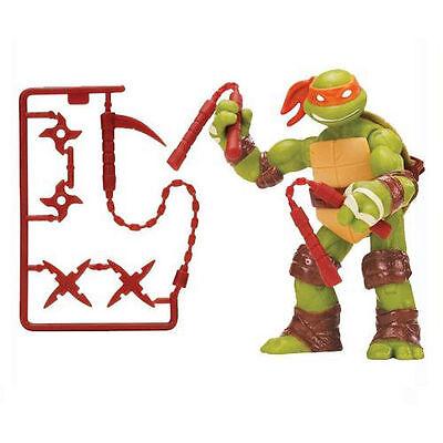 Nickelodeon Michelangelo Teenage Mutant Ninja Turtles 2012 Jokester Nunchuck New (Tmnt Michelangelo Nunchucks)