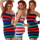 Clubwear Dresses for Women with Knit