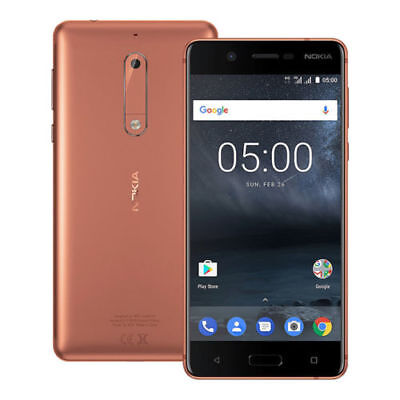 Nokia 6   32Gb   Unlocked At T T Mobile   Copper   Prime Exclusive   With Offers