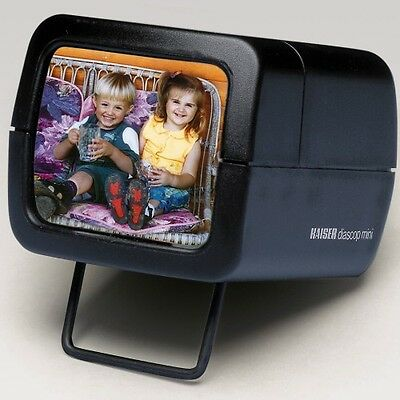 Kaiser Diascop MINI 2 SLIDE VIEWER for 35MM / 5X5 SLIDES