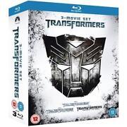 Transformers 1-3