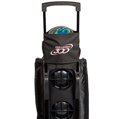 Columbia 300 Bags Team Columbia Triple Roller Black//Silver C345-43