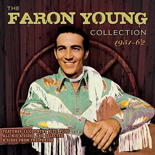Faron Young - Collection: 1951-62 [New CD]