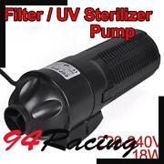 UV Pond Filter