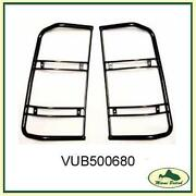 Land Rover Discovery Lamp Guard
