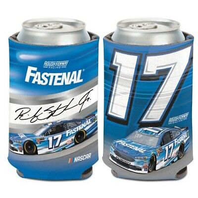 2018 Ricky Stenhouse Jr  17 Fastenal Can Cooler Koozie New W Tags Free Ship