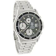 Mens Tag Heuer Chronograph Watch