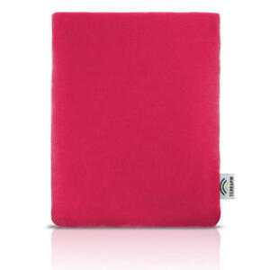 Sock Pouch Sleeve Case Cover For Apple iPad Air iPad 2/3/4 - Pink