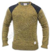 Mens Mustard Jumper