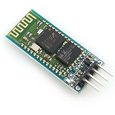 1pcs Slave Hc-06 Wireless Bluetooth Transeiver Rf Master Module For Arduino
