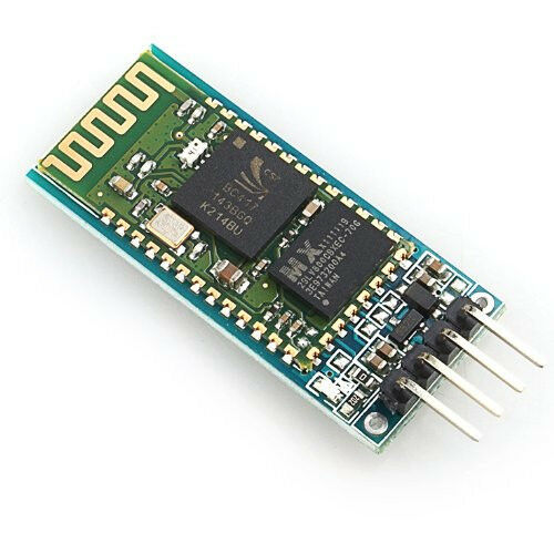 1PCS Slave HC-06 Wireless Bluetooth Transeiver RF Master Module for Arduino