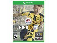 FIFA 17 + 2Day Xbox Live