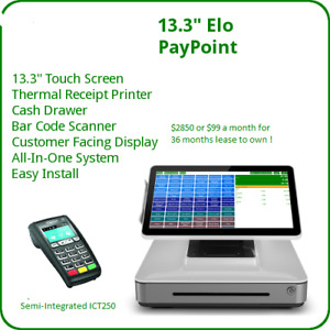 Cash Register/POS/Debit Credit card Processing/Gift Cards