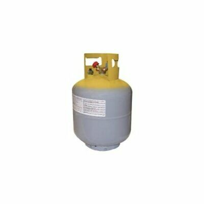 Mastercool 66011 50 Lbs R134a Recovery Tank With Float Turn Off Switch