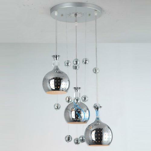 3 Light Pendant Light Fixture
