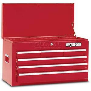 Waterloo show series tool chest 5 drawers