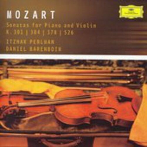 Itzhak Perlman, W.a. - Sonatas for Violin & Piano: Mozart Collection [New CD]