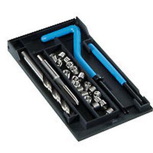 kit professionnel reparation filetage m3 x 0 5 type helicoil v coil ebay. Black Bedroom Furniture Sets. Home Design Ideas