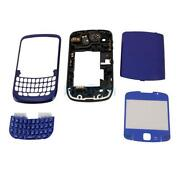 Blackberry Curve 8520 Housing Blue