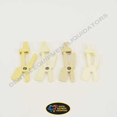 X-ray Dental Film Positioning Holder Snap-a-ray Set Of 4 Film Holders