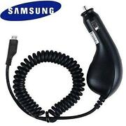Samsung OEM Micro USB Car Charger