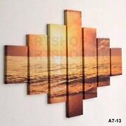 Canvas Wall Art Beach