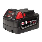 Milwaukee 18 Volt Lithium-ion Battery
