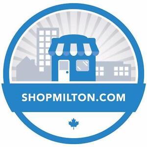 ShopMilton.com - Shop Local Website Business Opportunity