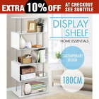 White 5 Shelving Unit Bookshelves