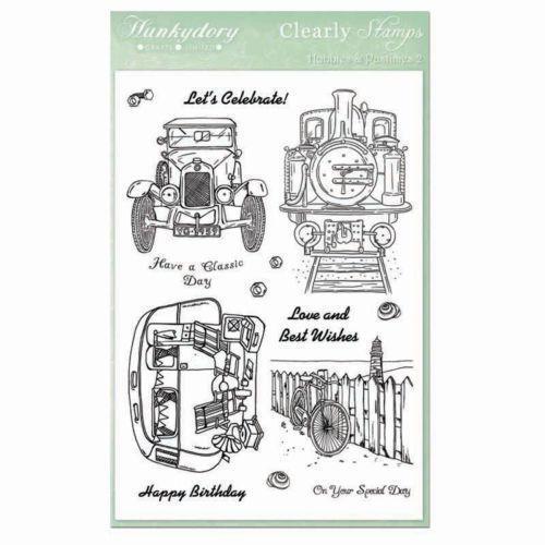 Hunkydory Stamps Ebay