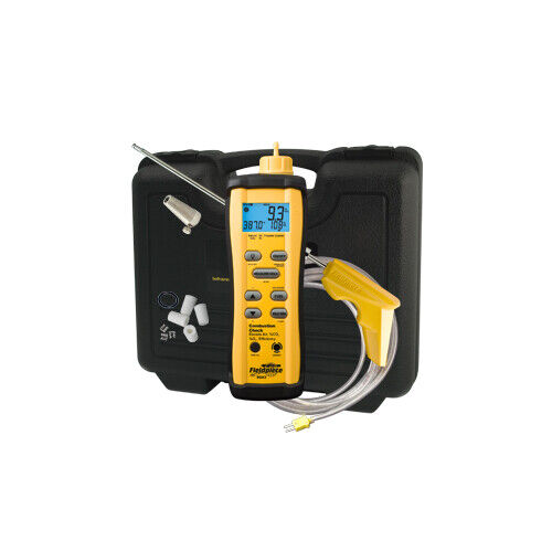 Fieldpiece SOX3 Combustion Checker with Auto Pump