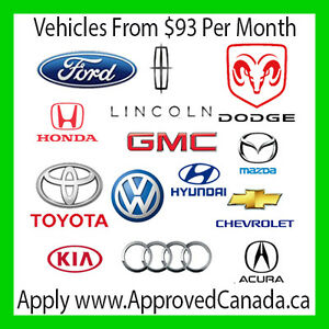 Car Loans Manitoba: We Get You A Vehicle