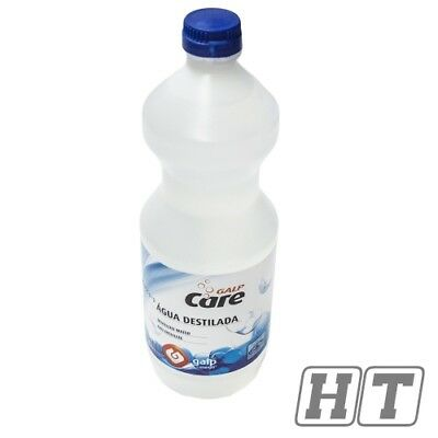 DISTILLED WATER GALP FOR MOTORCYCLE BATTERIES AND COOLING WATER