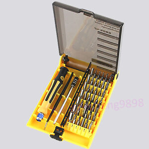 repair xbox computer phone 45 in 1 electron torx screwdriver tool set ebay. Black Bedroom Furniture Sets. Home Design Ideas