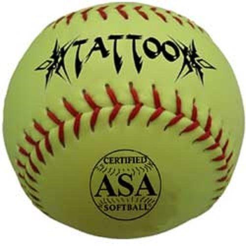 Tattoo softballs ebay for Tattoo 52 300 softballs