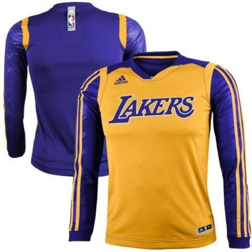 Lakers Shooting Shirt: Basketball-NBA | eBay