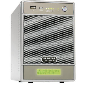 Netgear ReadyNAS NV+ 4-Bay