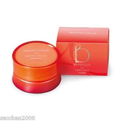 SHISEIDO BENEFIQUE NT Night Cream 30g from Japan