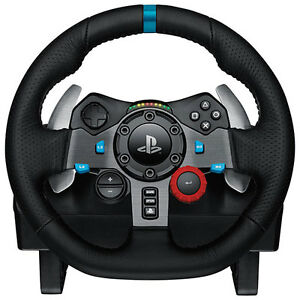 Logitech G29 Racing wheel and Wheel stand pro V2 Deluxe