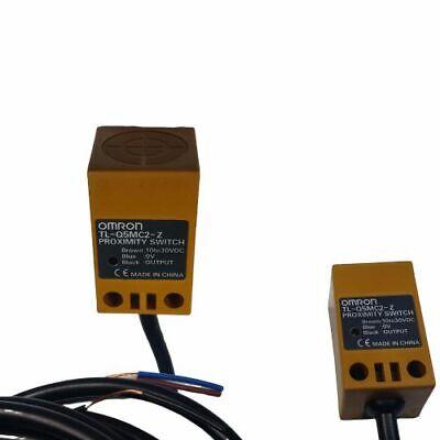 1pcs Tl-q5mc2-z Inductive Proximity Switch Sensor Npn Normal Close Dc 1224