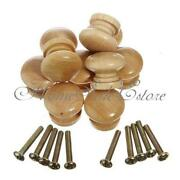 Wooden Cabinet Knobs
