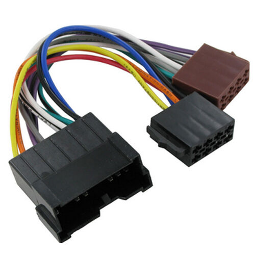 CT20HY02 FITS HYUNDAI TUCSON UP TO 2009 16 PIN CONNECTOR ISO HARNESS ADAPTER