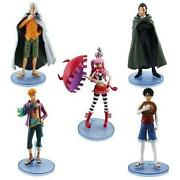 One Piece Figure Set
