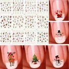 Christmas Nail Art Stickers