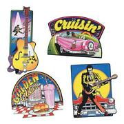 Rock and Roll Party Decorations