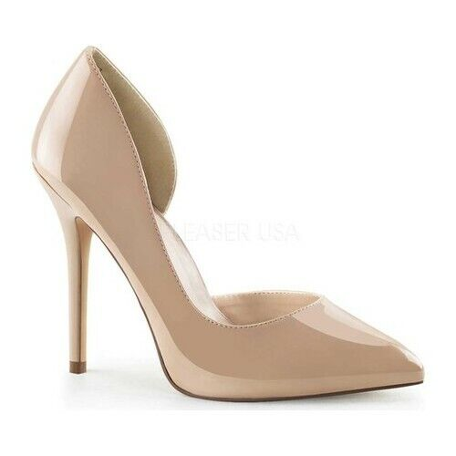 Pleaser Women's   Amuse 22 Pointed Toe Pump