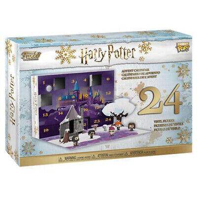 Funko! Pop Vinyl Figurine Mini Figure Advent Calendar Harry Potter