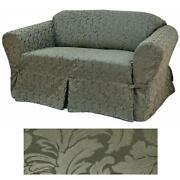 Damask Slipcover