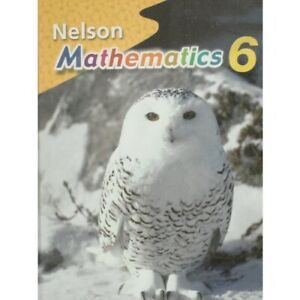 Nelson Mathematics 6 TEXTBOOK