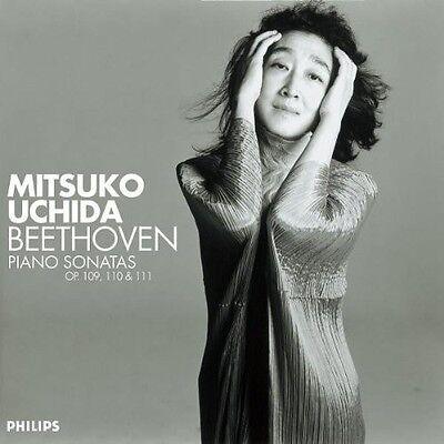 Mitsuko Uchida - Late Piano Sonatas [New CD]